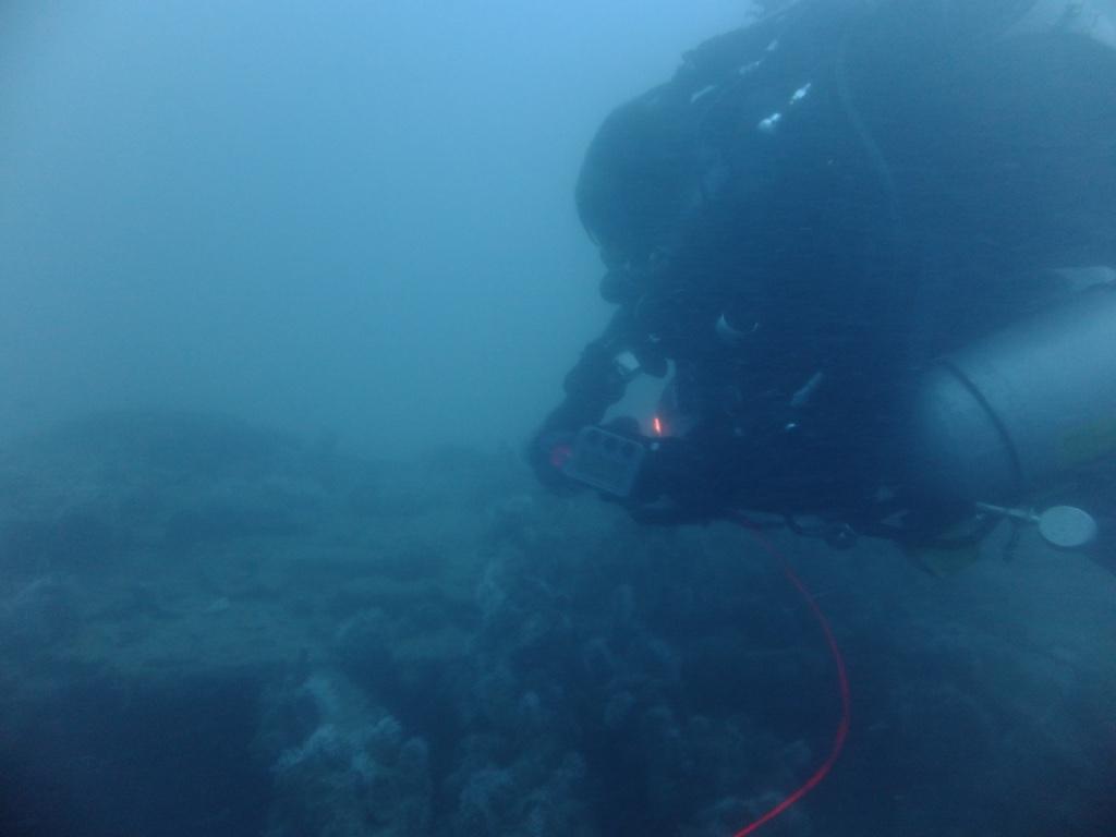 Davy Jones Locker tech department wreck dive