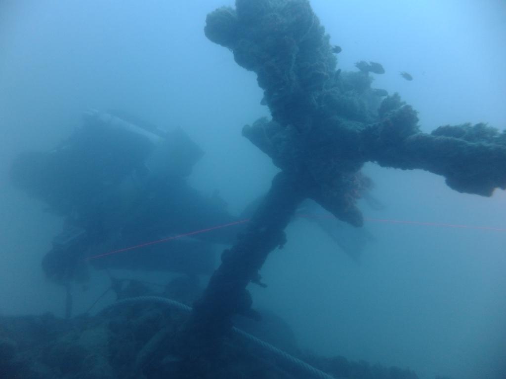 Davy Jones tech team discover new wreck