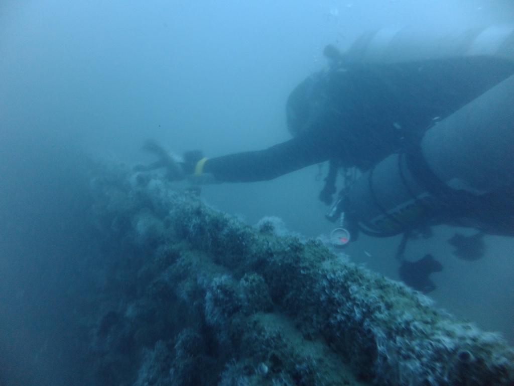 Wreck dives thailand