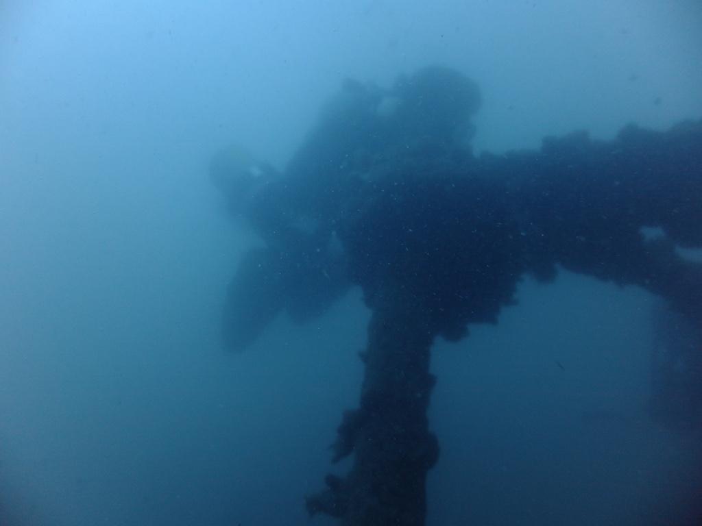 exploring wrecks