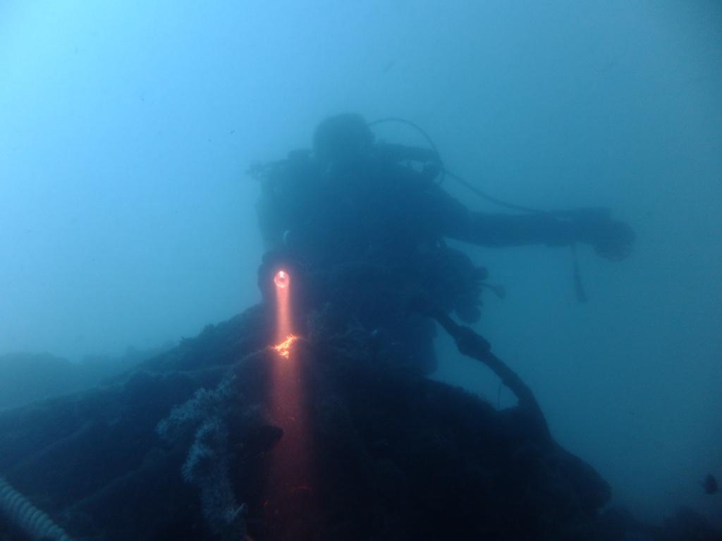 new wreck discovery ko tao 2016